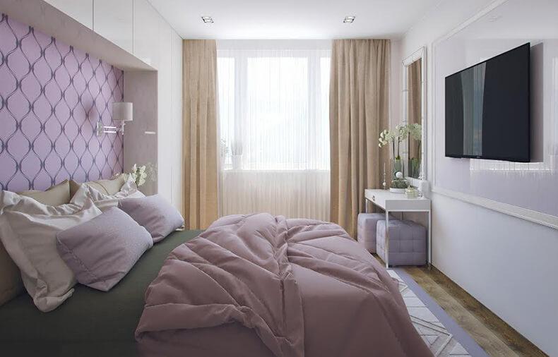 5 вещей, которым не место рядом с кроватью