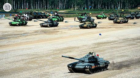 В Европе танки грохотали: зачем Западу биатлон как у «воинствующей русни»