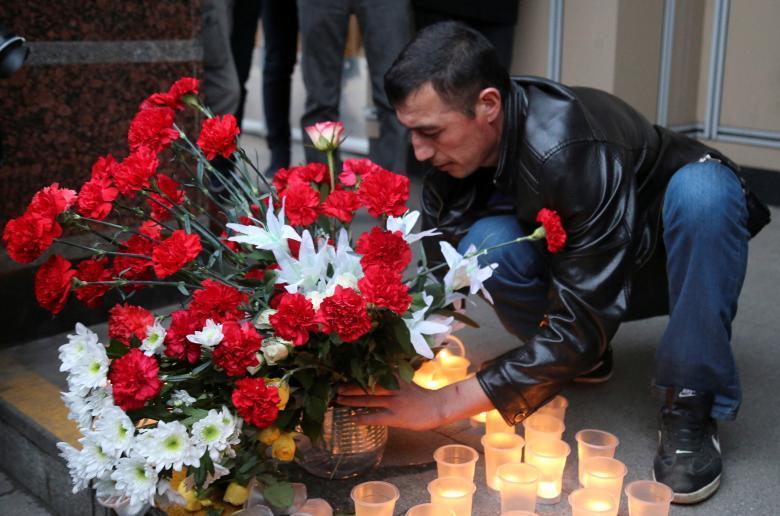 Ведётся расследование теракта в метро Санкт-Петербурга
