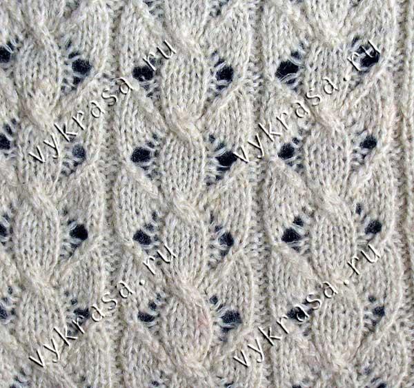 Фото узора для вязания №22