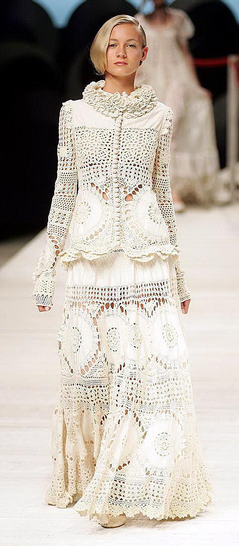 Модели вязаной одежды моей мечты