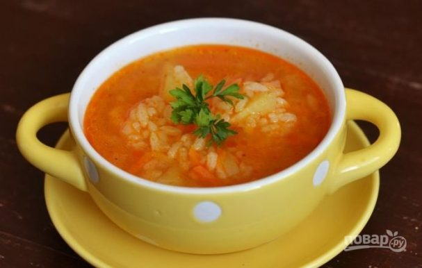 Простой рецепт супа «Харчо»