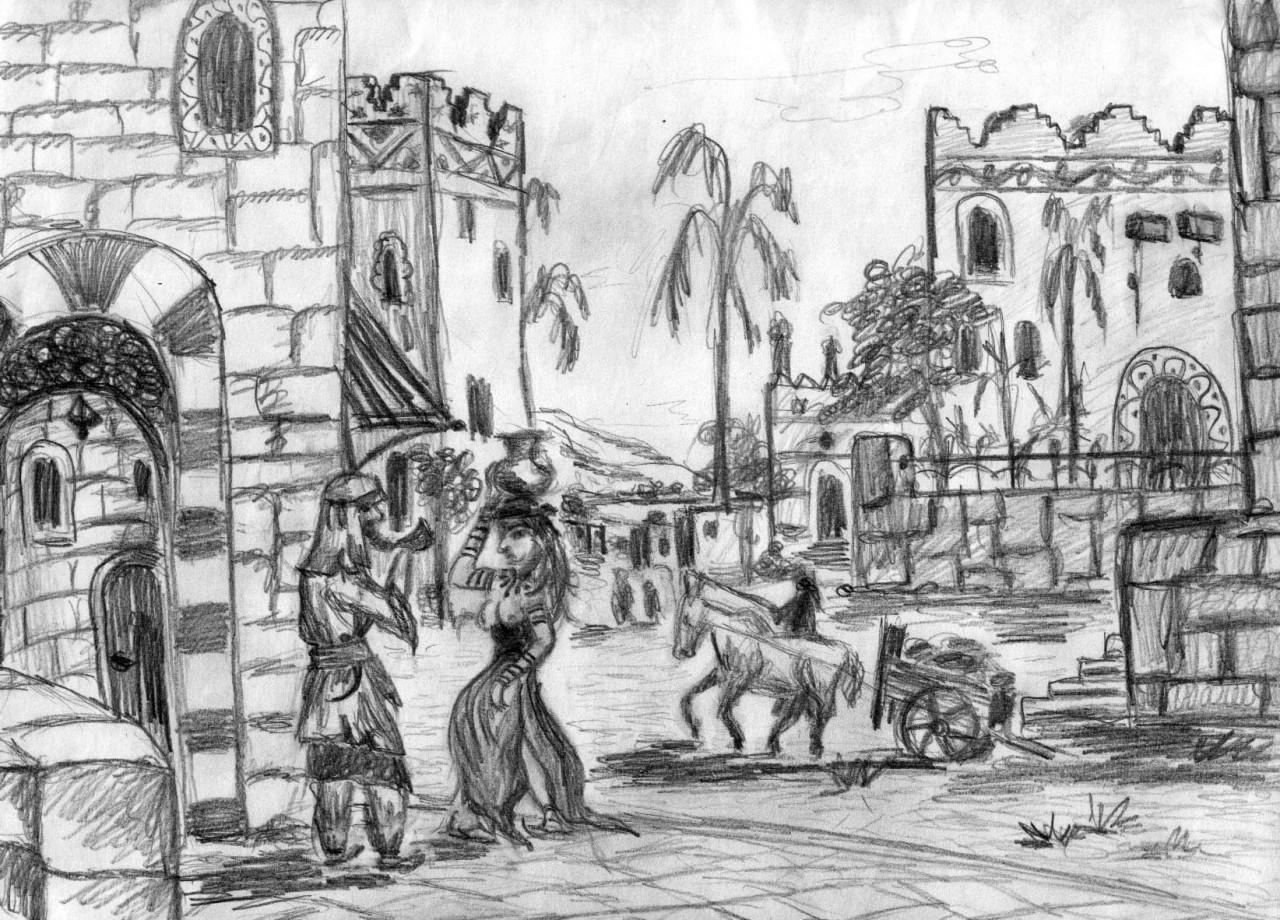 Содом и Гоморра – как это было…