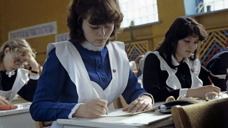 Что читали школьники в СССР?