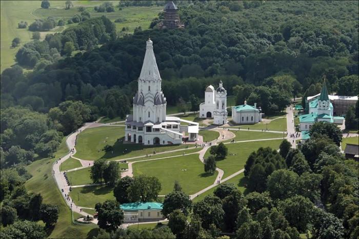 Страшилки об исторических местах Москвы