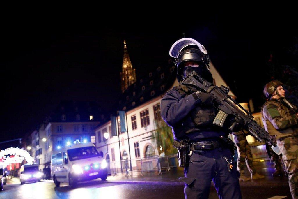 Страсбургский террорист ликв…