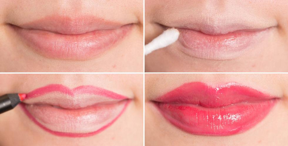 Лайфхаки для губ, которые до…