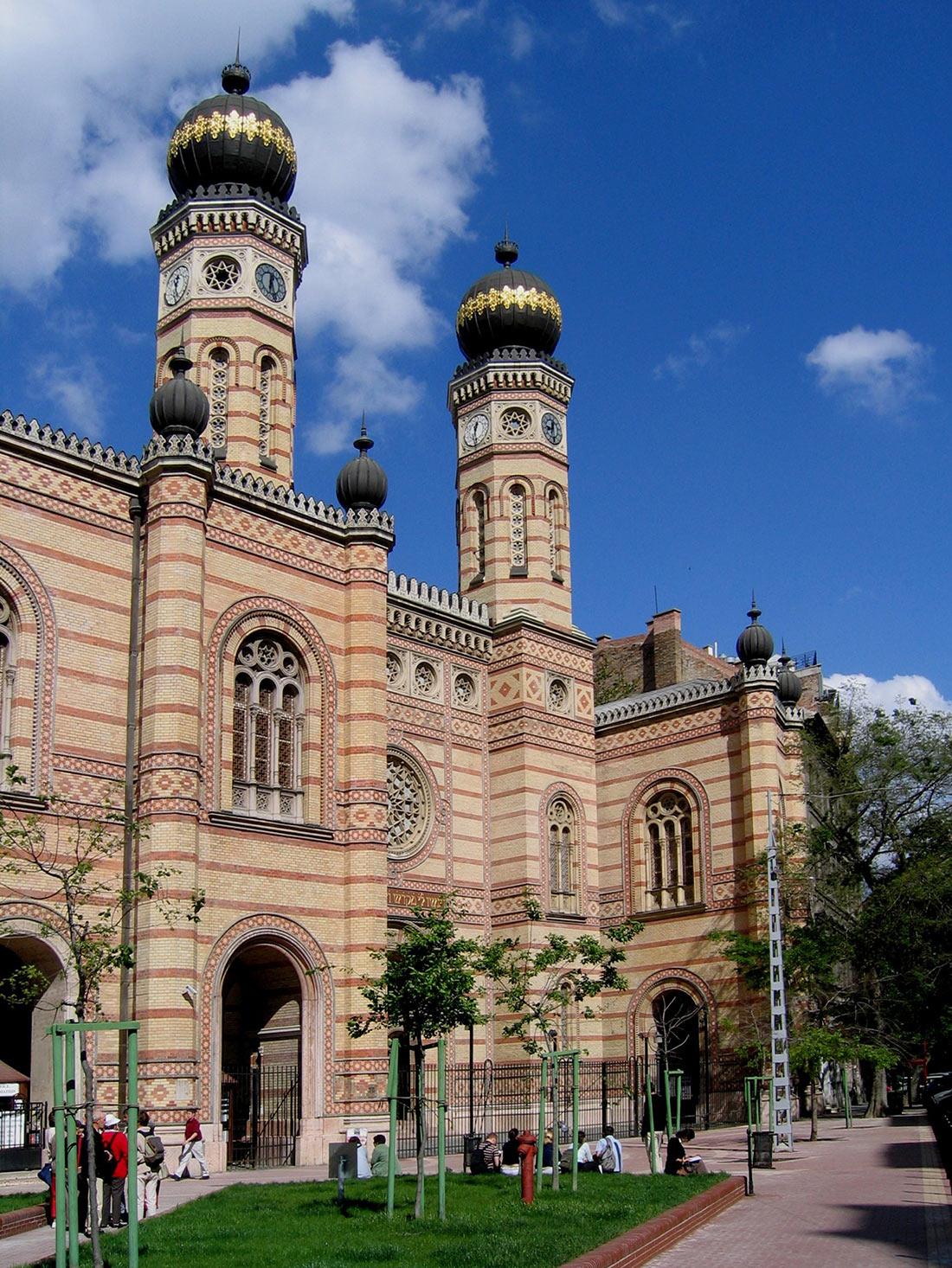 Будапештская Большая синагога