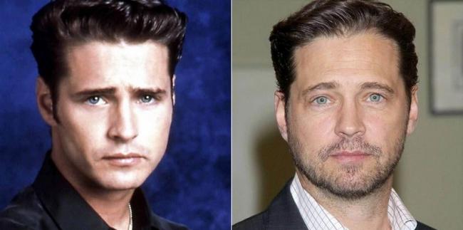 Актеры «Беверли-Хиллз 90210» спустя 25 лет