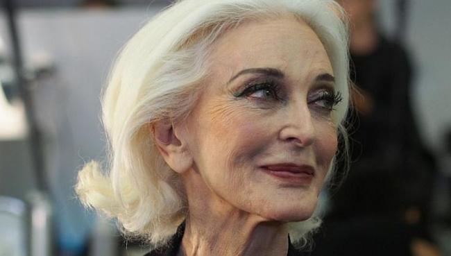 Желаю каждой женщине выглядеть в 84 так же, как она!