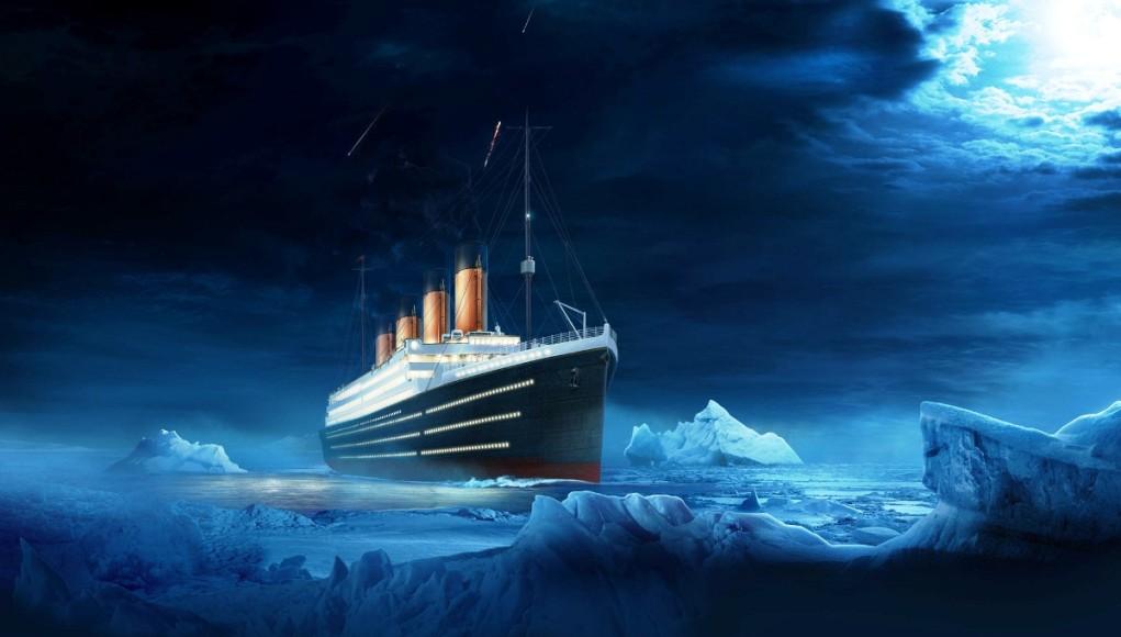 В Китае к 2017 году построят точную копию легендарного — Титаника