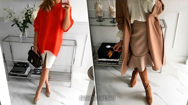 Не полнит, а выглядит стильно и сидит идеально: 8 юбок, которые покорят эту осень