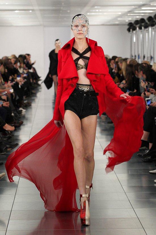 Maison Martin Margiela Couture весна-лето 2015 фото №15