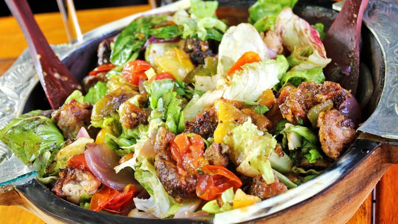 ТОП 5 самых вкусных салатов …
