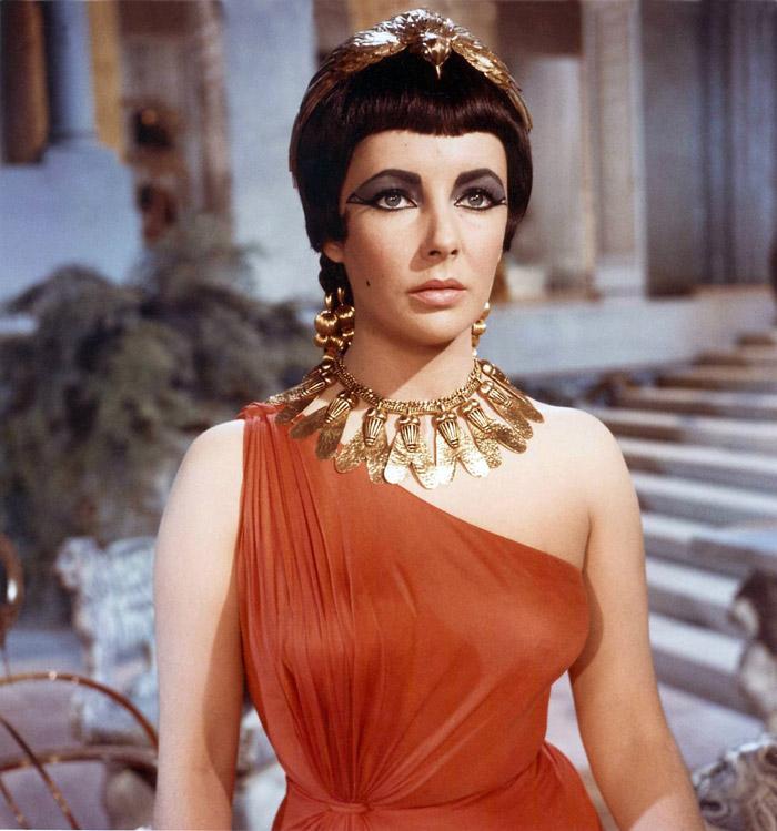Элизабет Тейлор (Elizabeth Taylor) на съемках фильма «Клеопатра» (Cleopatra) (1963), фото 12