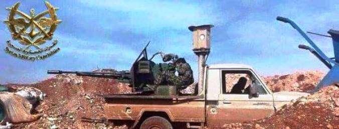 Сирийские «скворечники» успешно «глушат» американские ракеты ТОУ-2