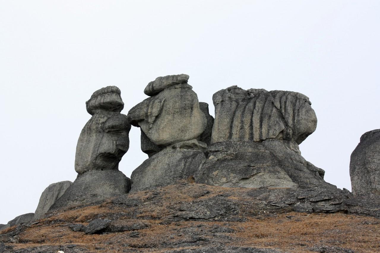 Каменный город на «мамонтовом материке». Россия