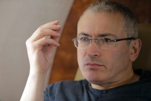 Ходорковский доставлен в Москву