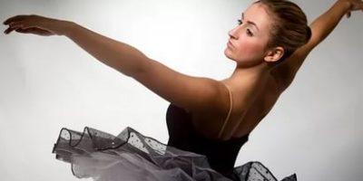 Секретные упражнения балерин…