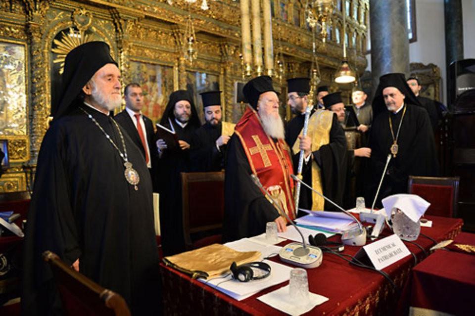 Украинскую церковь оставили …