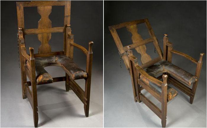 Раскладное кресло для родов