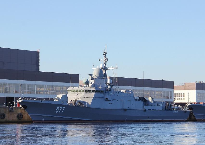 Еще о проблеме дизельных двигателей для малых ракетных кораблей проекта 22800
