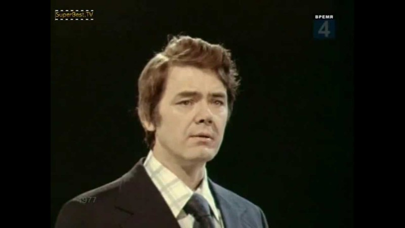Гуляев Юрий Александрович композитор, народный артист СССР, певец