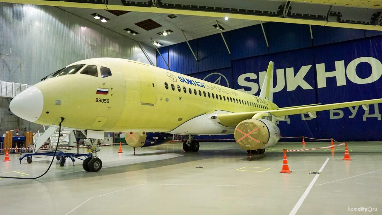 Один из крупнейших покупателей самолетов SSJ100 подал иск к «Гражданским самолетам Сухого»