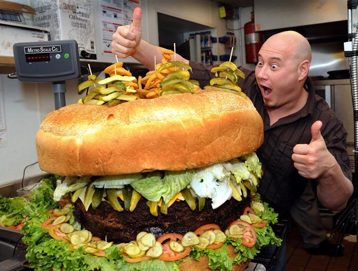 Беспроигрышный способ обрадовать своего мужчину - стоит только приготовить такой бутерброд…