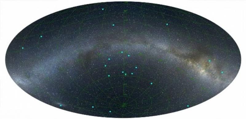 Отголоски древних космически…