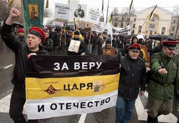 Борис Григорьев. Мы наш, мы новый мир построим: царизм в России и фашизм на Украине!