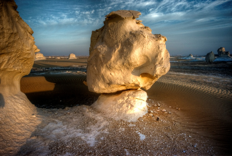 Гиганты древней пустыни