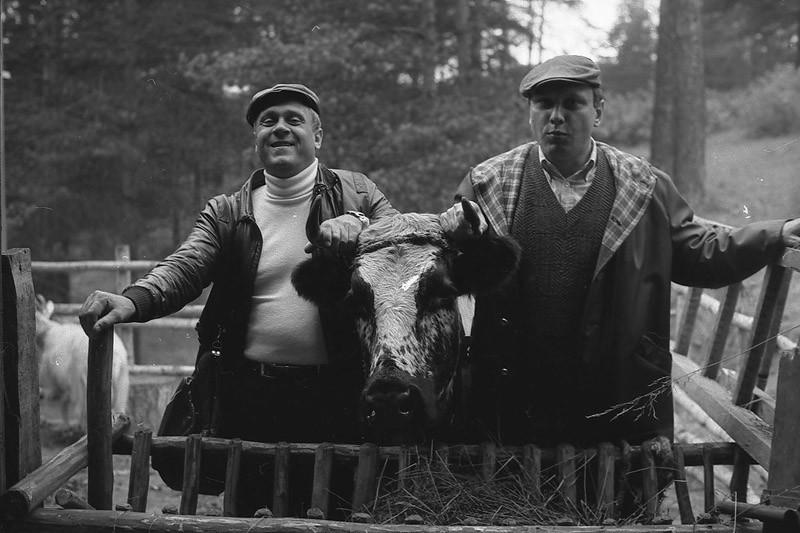 onset10 На съемочных площадках популярных советских фильмов