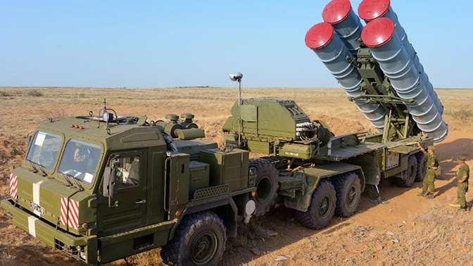 Турция между С-400 и «Пэтриот». Павел Шипилин