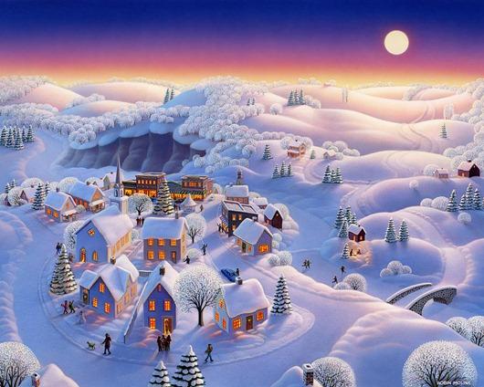 snow-covered-village-robin-moline