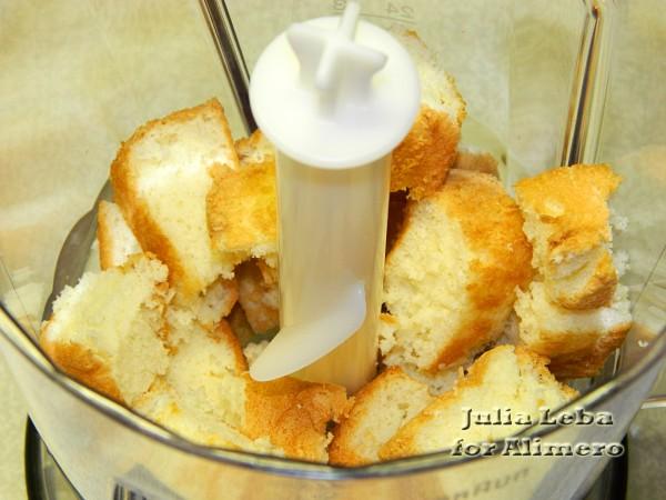 Как сделать бисквит для пирожного картошка