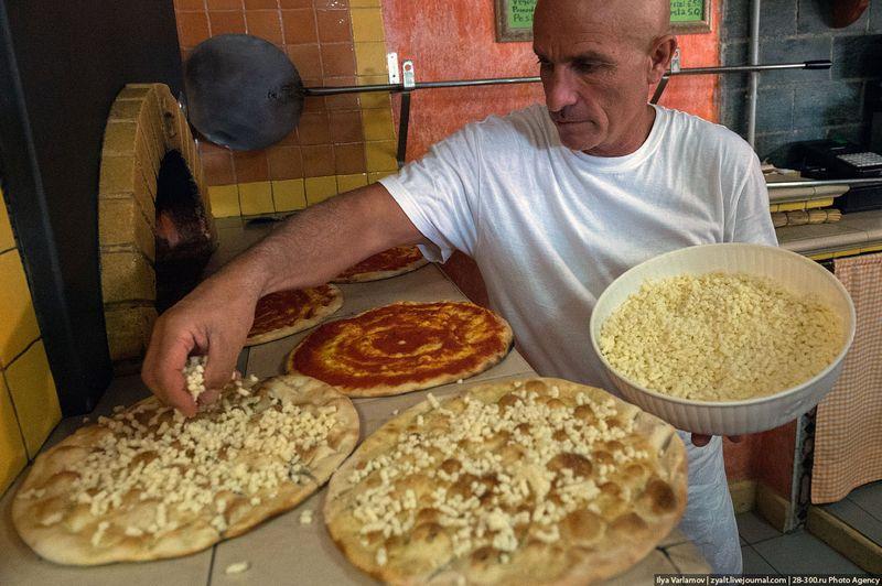 Как сделать правильно пиццу