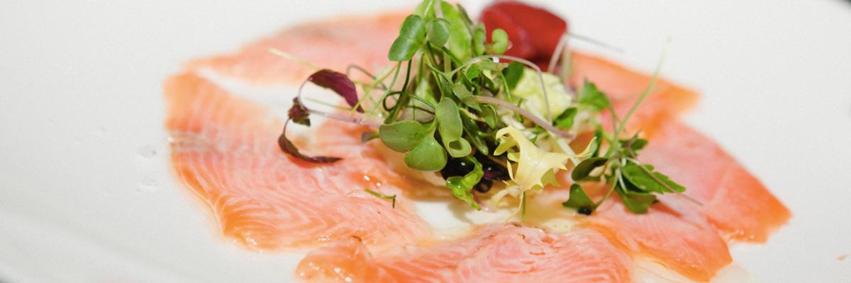 6 способов подать сырую рыбу