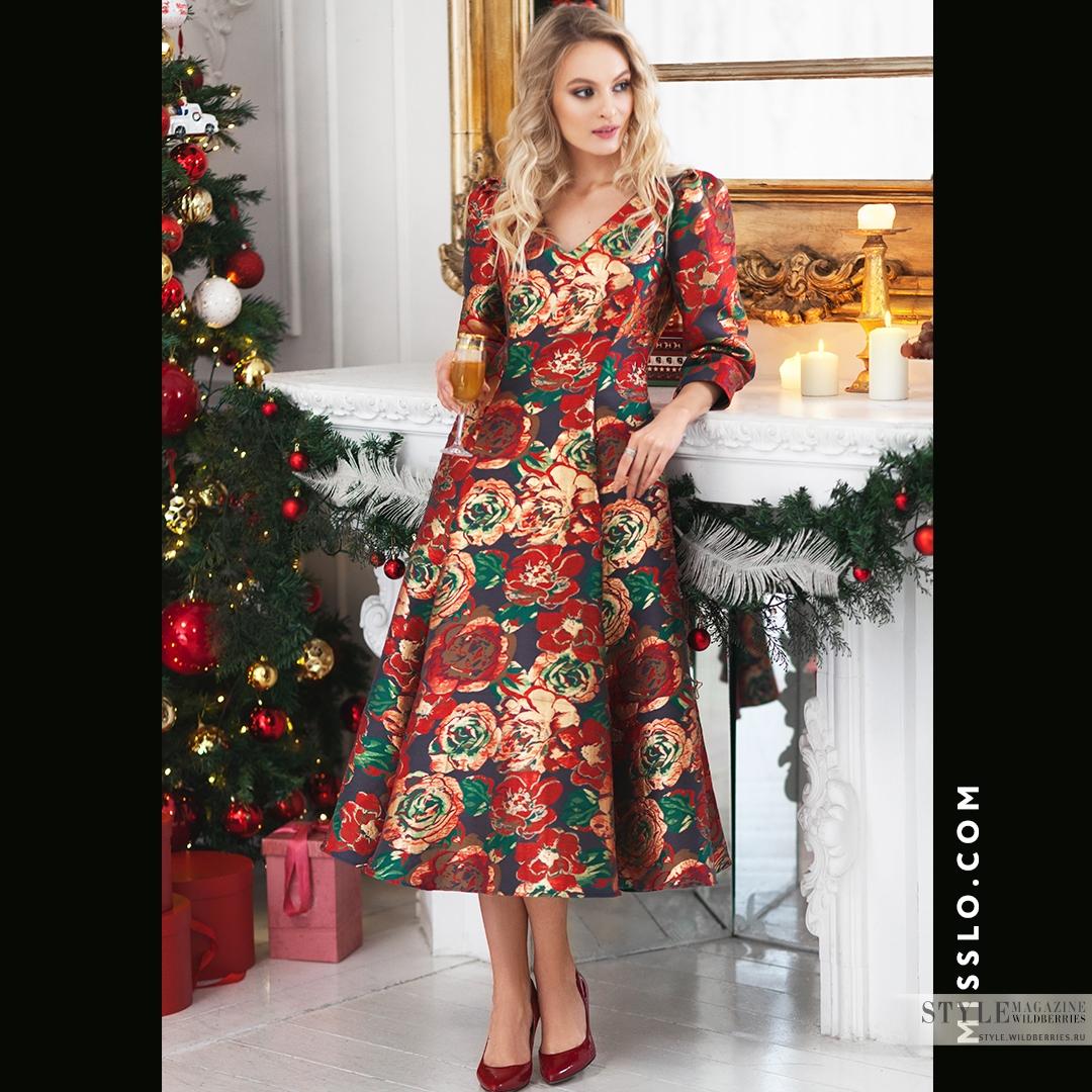 Новогодние коллекции LO & JN: Выбираем наряд с дизайнером Яной Недзвецкой!