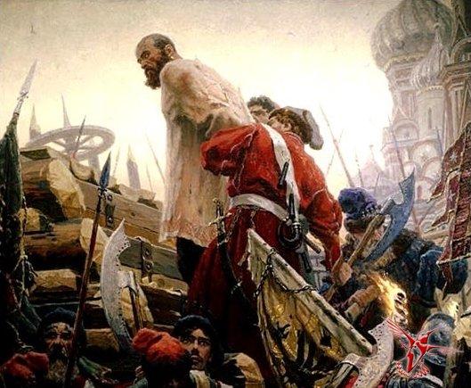 Заветный клад Степана Разина
