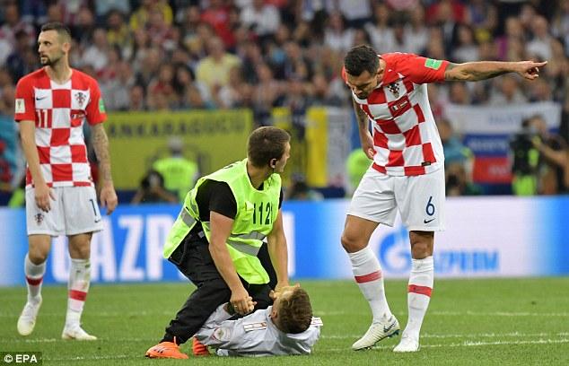 Хорваты чуть не убили активи…