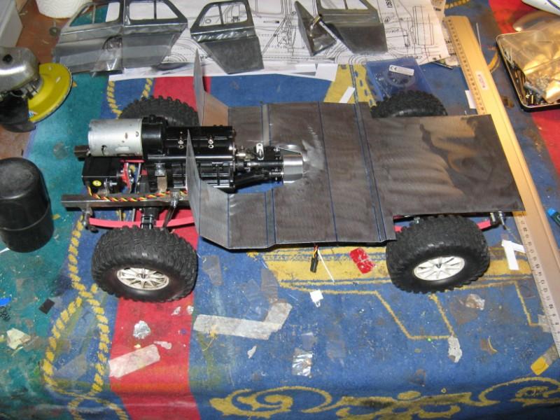 Как сделать игрушечную машинку на бензине