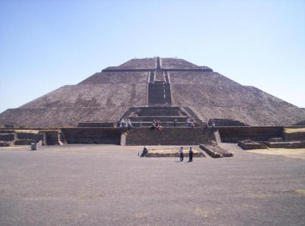 Теотиуакан был построен не для людей Original