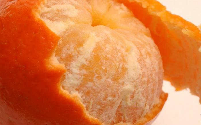 Ода мандариновой шкурке