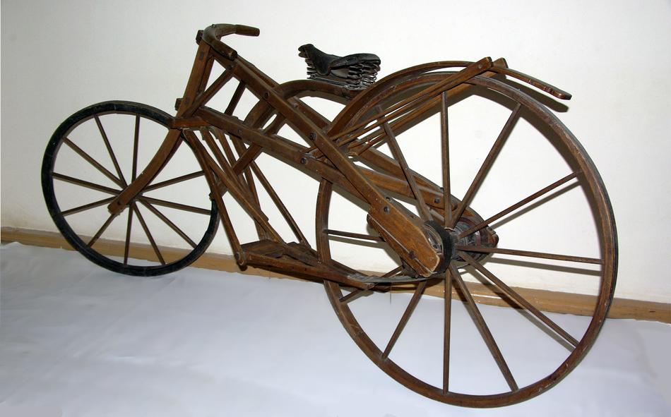 4 самых необычных велосипеда…