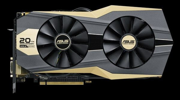 ASUS показала самую мощную версию GeForce GTX 980 Ti в мире
