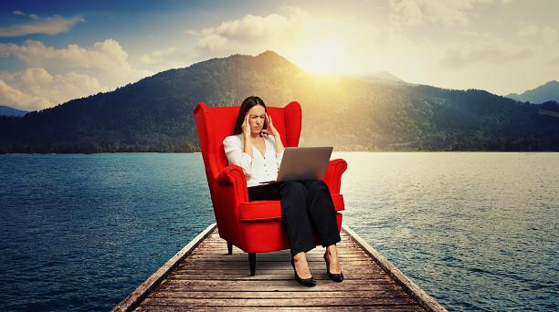Как отдохнуть, если ты осталась без отпуска?