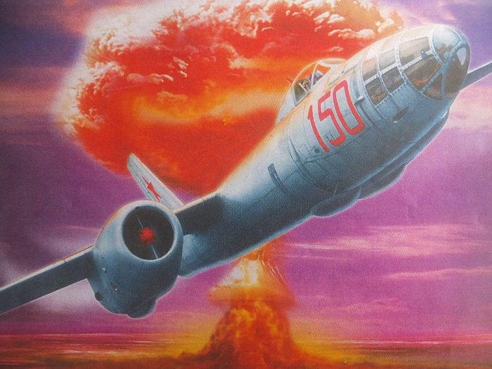 Исповедь испытателя ядерной бомбы