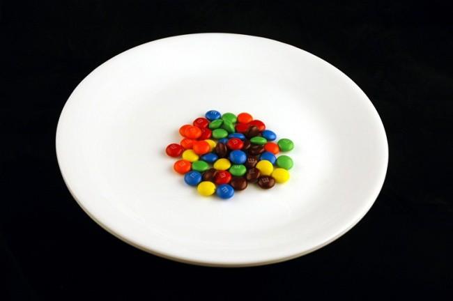 M&M's — 40 г диета, еда, калории