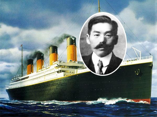 Когда спасение стало приговором — история японского пассажира «Титаника»